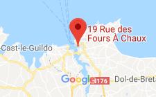 St Raphael France Map.Chambres D Hotes Saint Malo Villa St Raphael Charme Et Plage