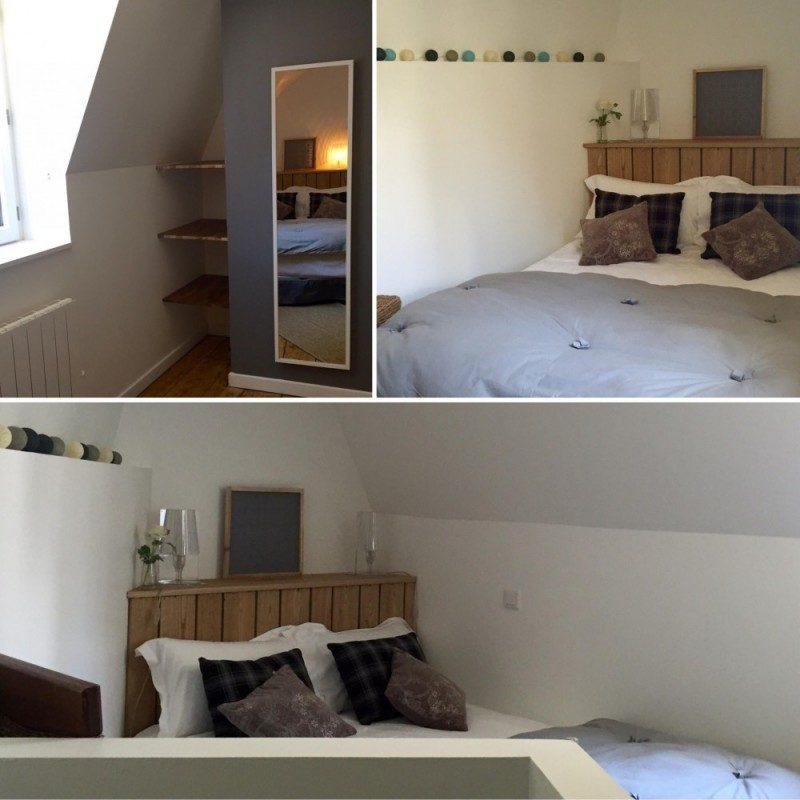 Cosy comfortable bedroom