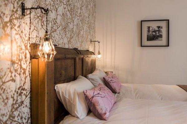 Room Gingko Biloba soft romantic