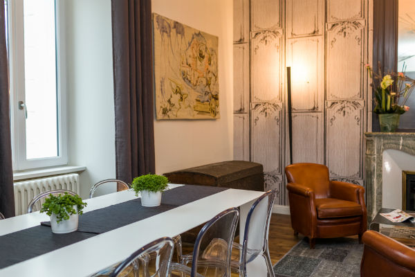 Salon d'hôtes Villa St Raphaël Saint Malo