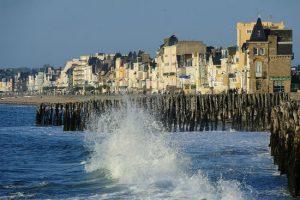 bord de mer, le sillon les villas