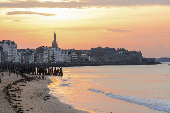 Saint Malo, Bed and Breakfast