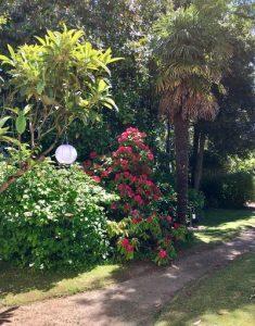 Jardin Saint Malo, chambres d'hotes Villa Saint Raphaël